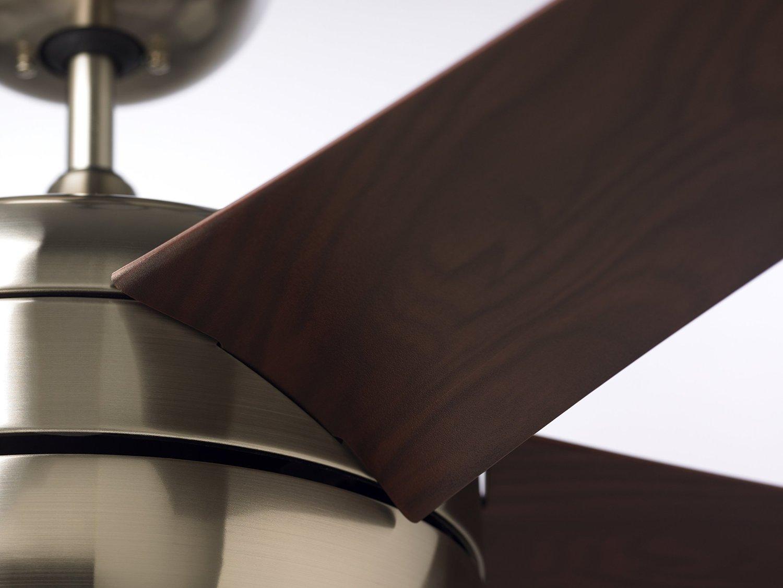 Emerson Ceiling Fans CF955BS Steel