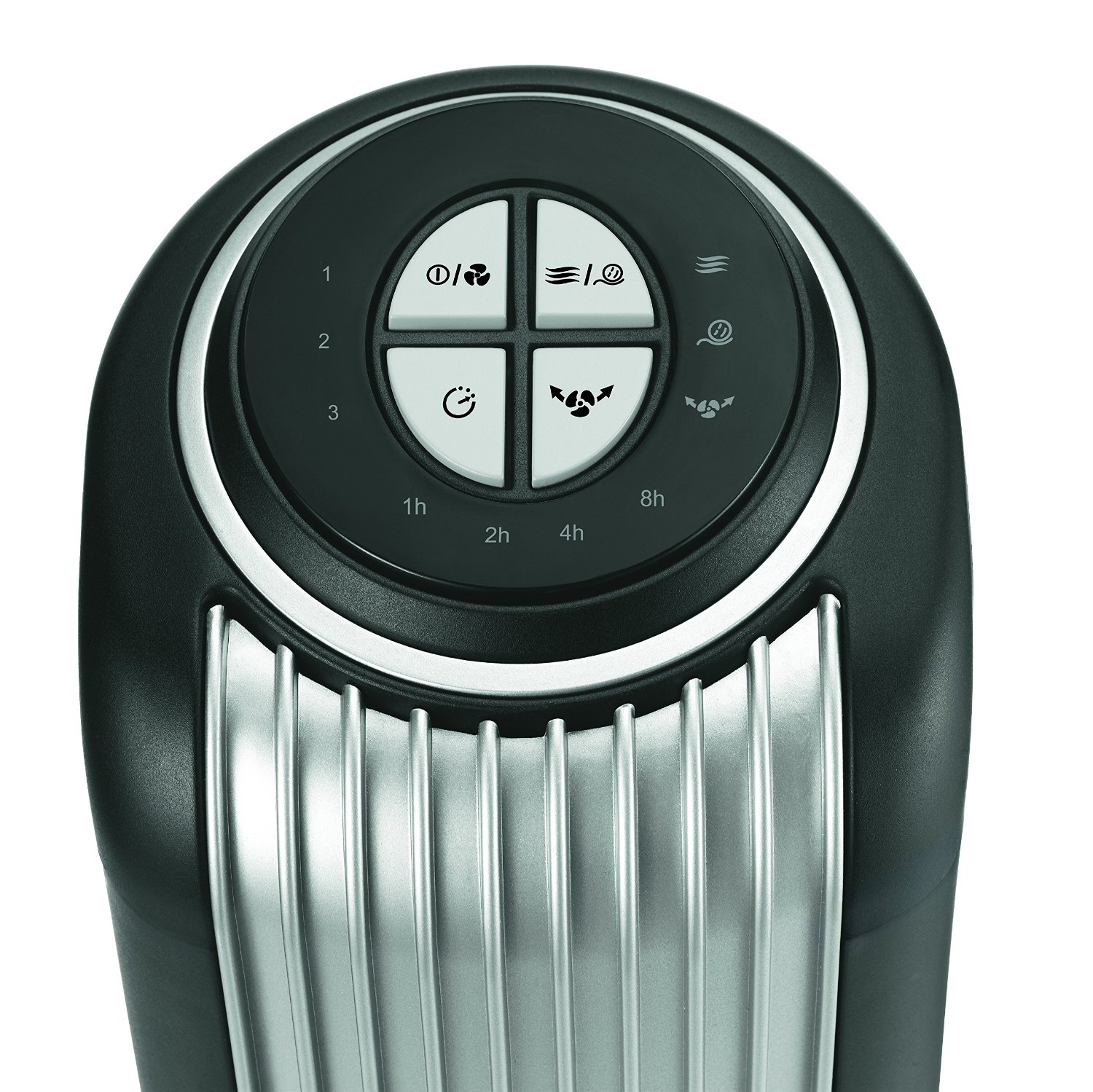Holmes HT38RB-U Oscillating Tower Fan Controls