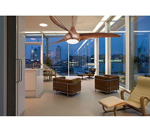 Minka Aire F844-DK Display Living Room