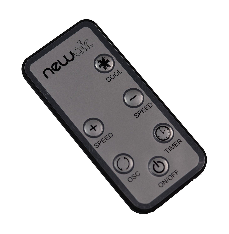 NewAir AF-1000W Remote