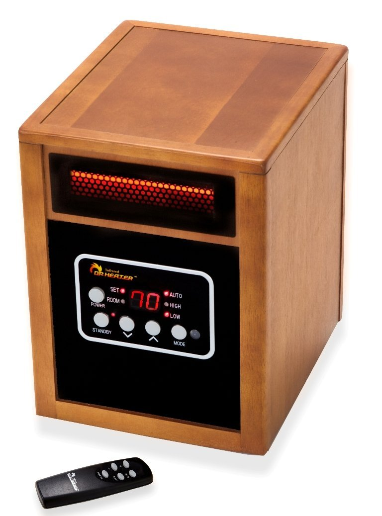 Dr. Infrared Heater DR968 Remote