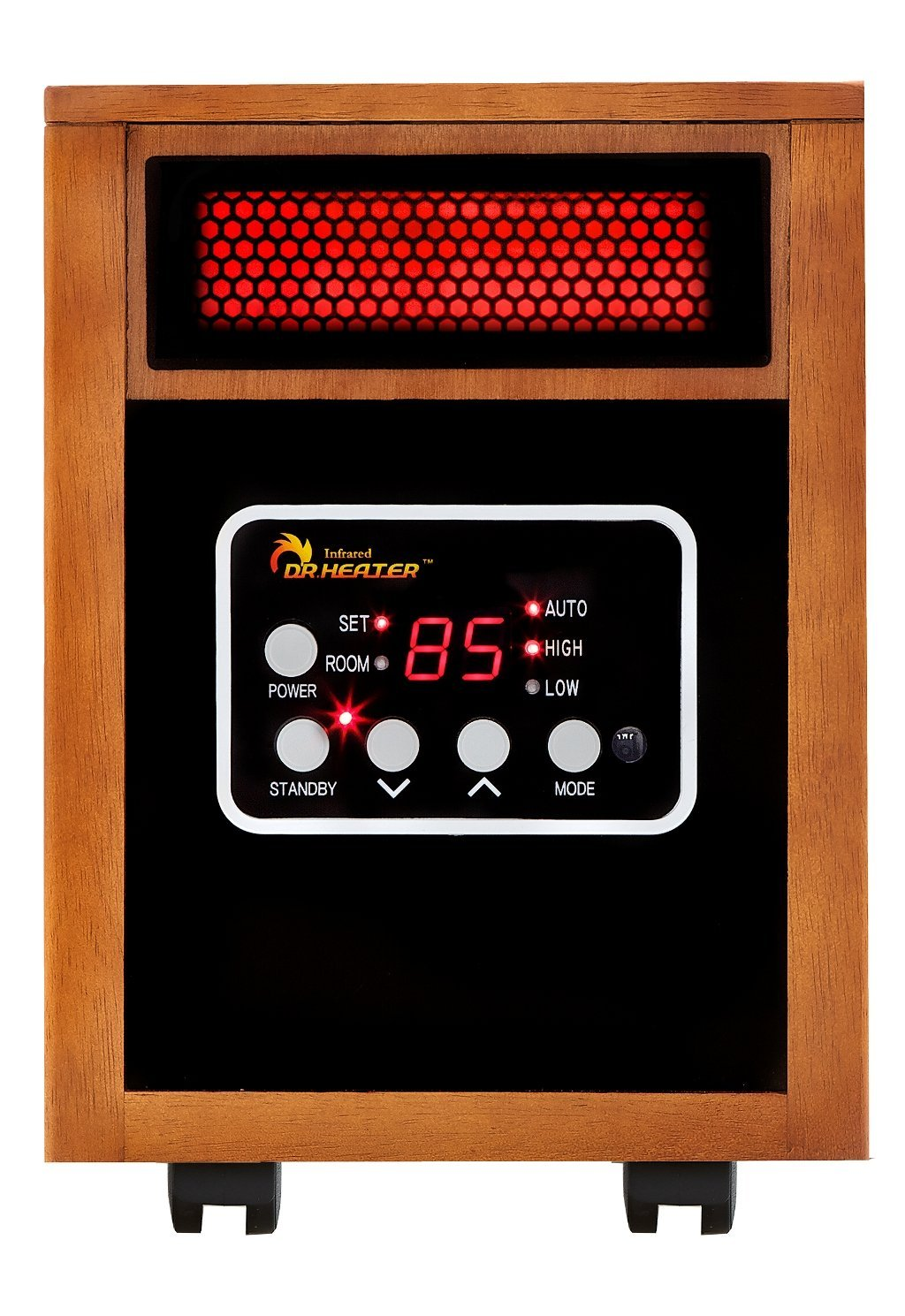 Dr. Infrared Heater DR968 Review