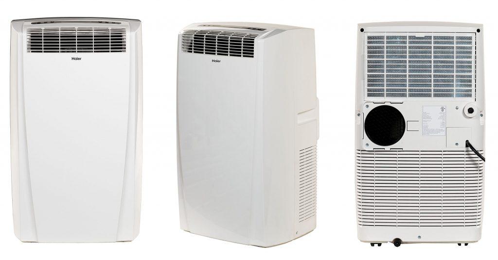 Haier HPB10XCR 10000 BTU Portable Air Conditioner