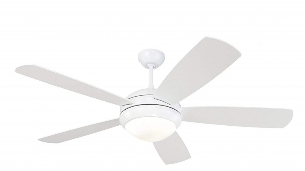 Best ceiling fans reviews buying guide and comparison 2018 monte carlo 5di52whd l discus aloadofball Images