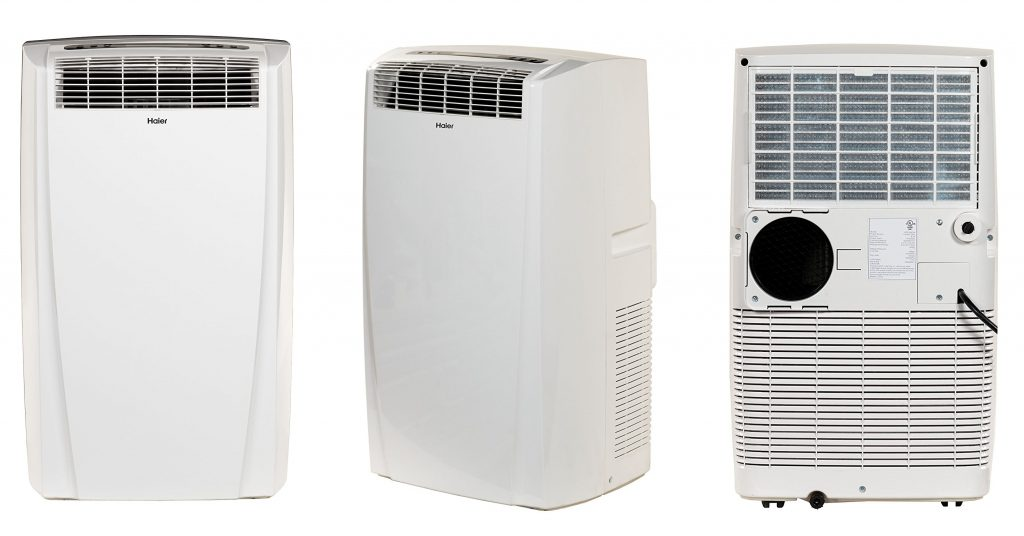 Haier HPB10XCR 10000 BTU Portable Air Conditioner