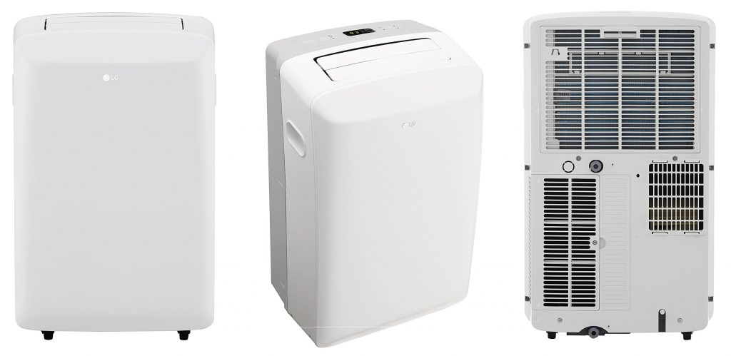 LG LP0817WSR 115V Portable Air Conditioner