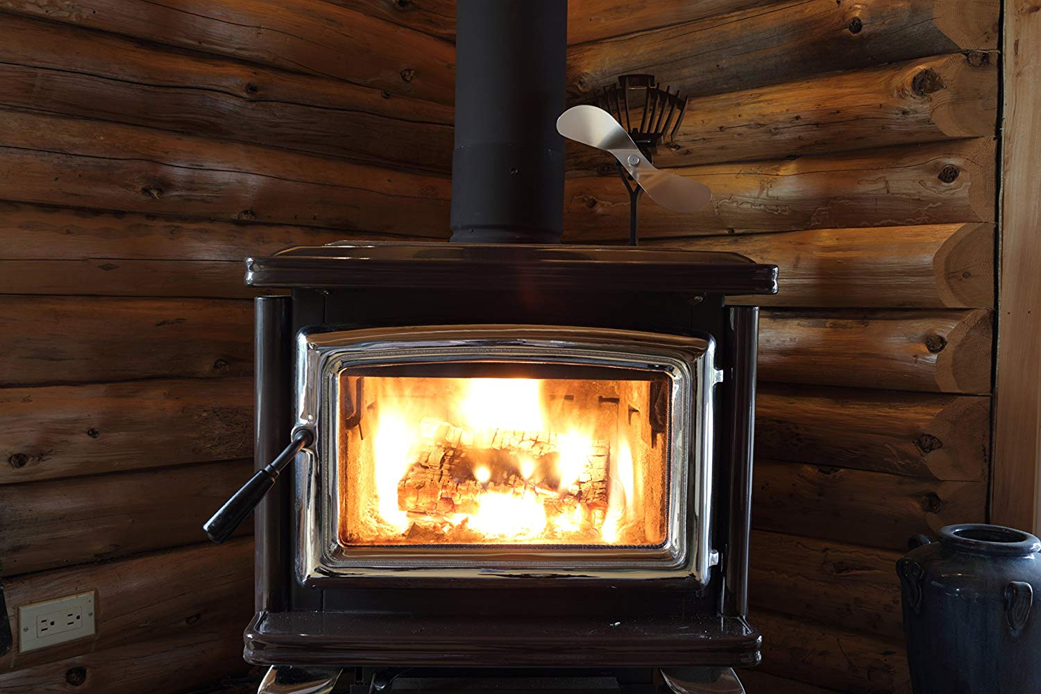 Best Wood Stove Fan For The Money Guide For Efficient