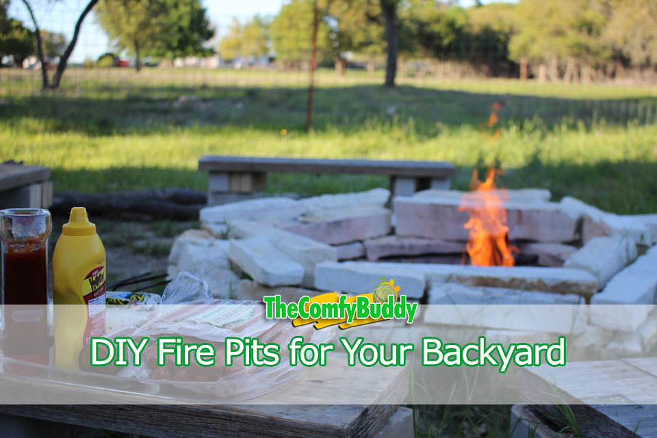 21 Beautiful And Creative Diy Fire Pits For Your Backyard