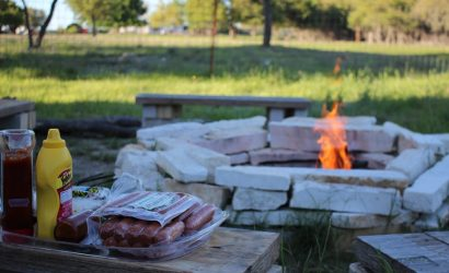 DIY Backyard Fire Pits Beautiful and Creative Feat