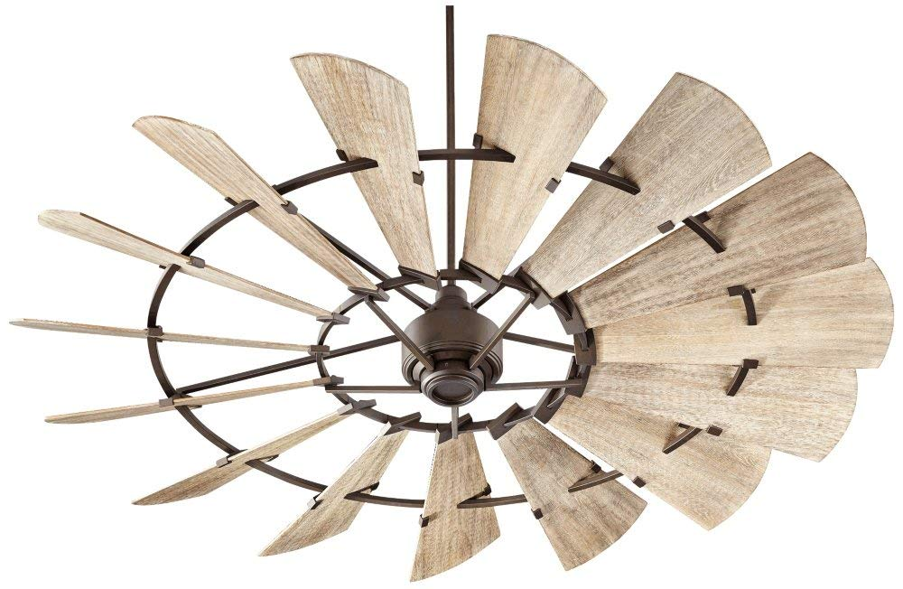 9 Windmill Ceiling Fans That Can Cool Large Rooms Quickly