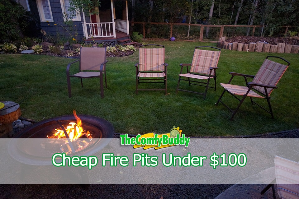 Cheap Fire Pits Under $100