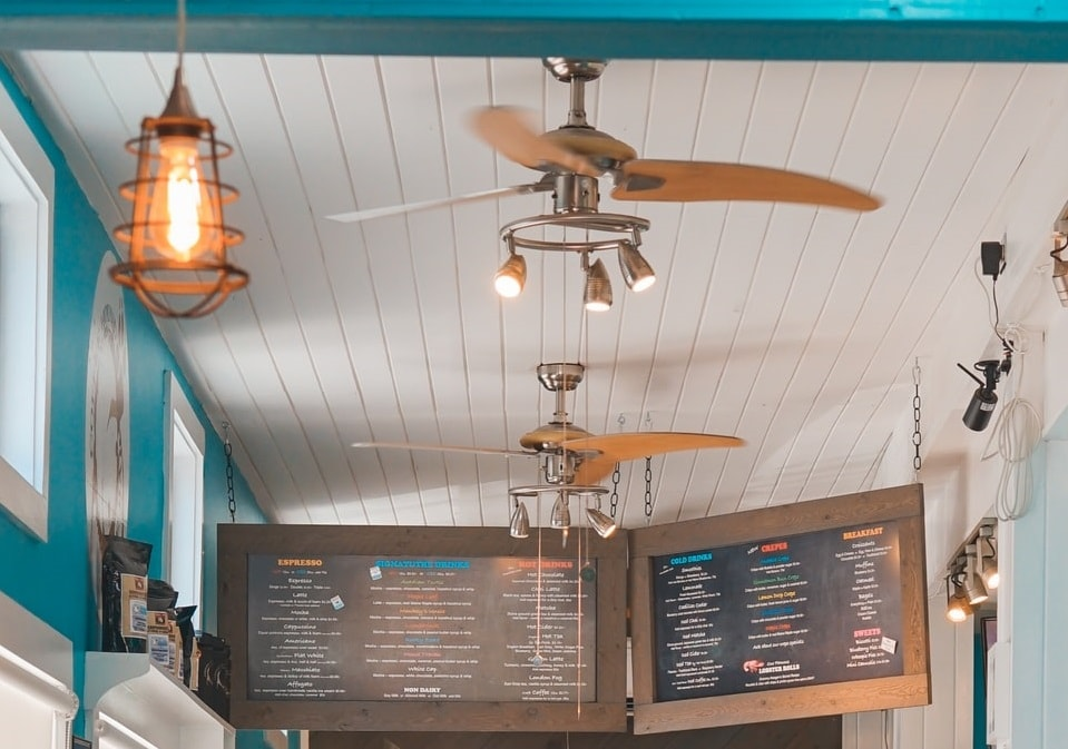 40 Cool Unique Ceiling Fans That Will Make You Say 'Wow!'