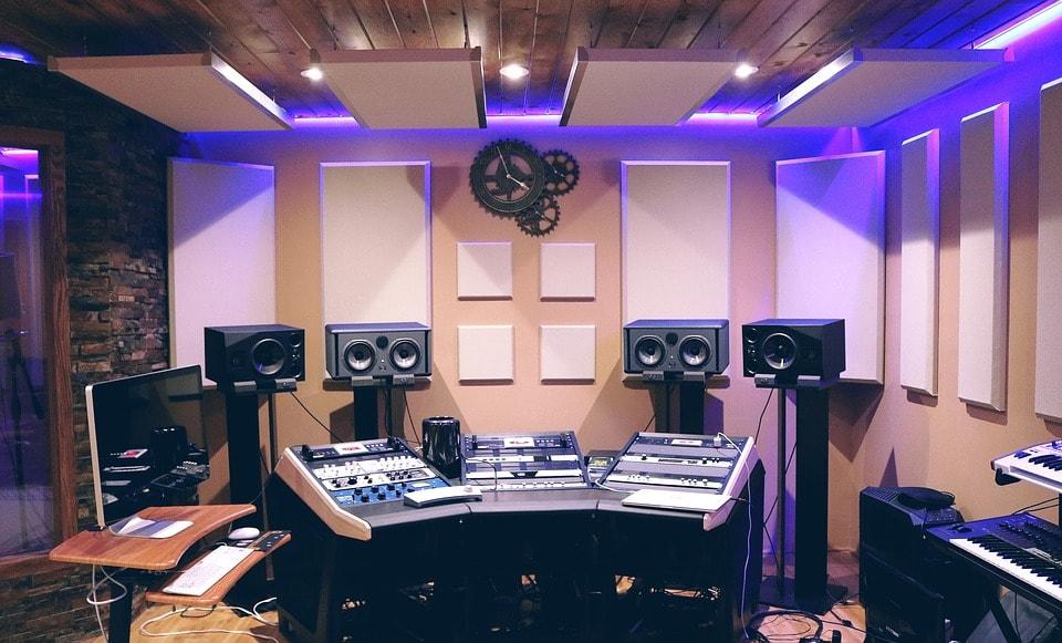 Soudproof Studio