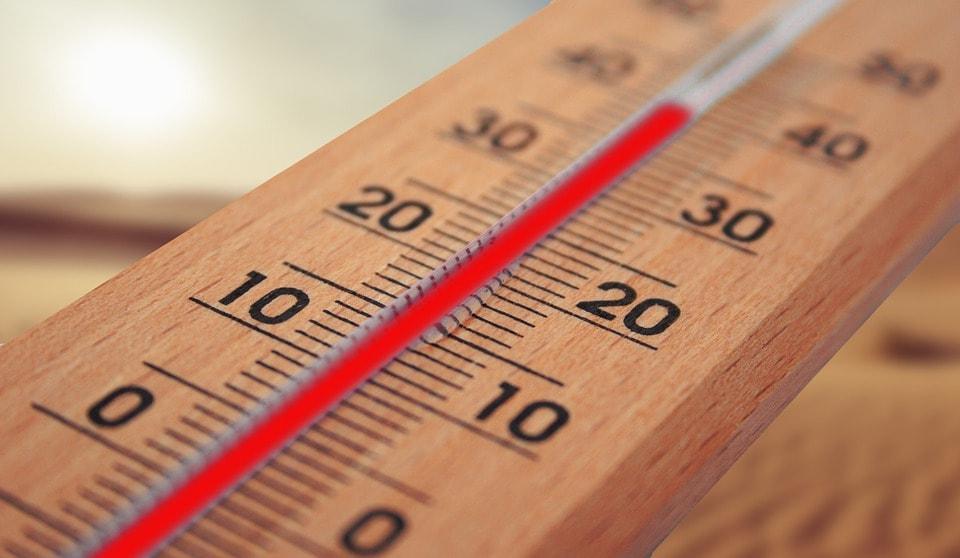 Summer Heat Temperature