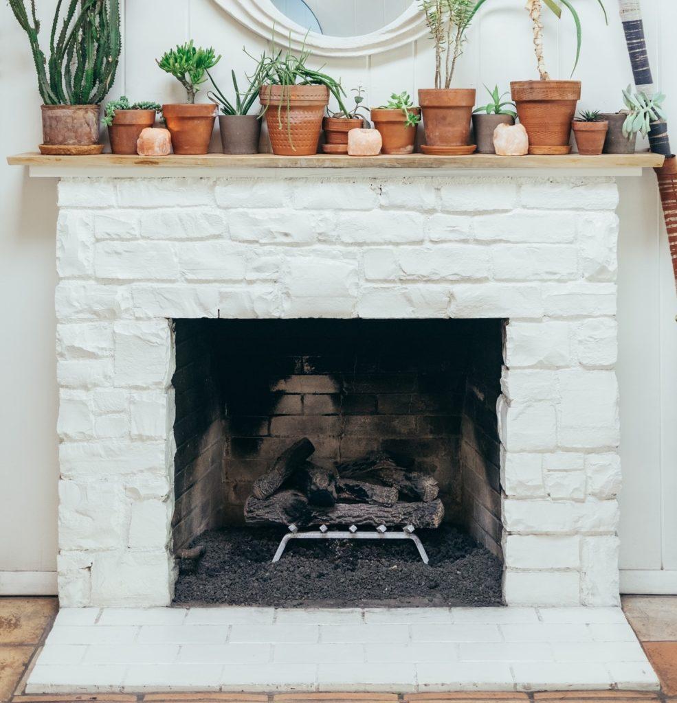 Fireplace Gas Log Maintenance
