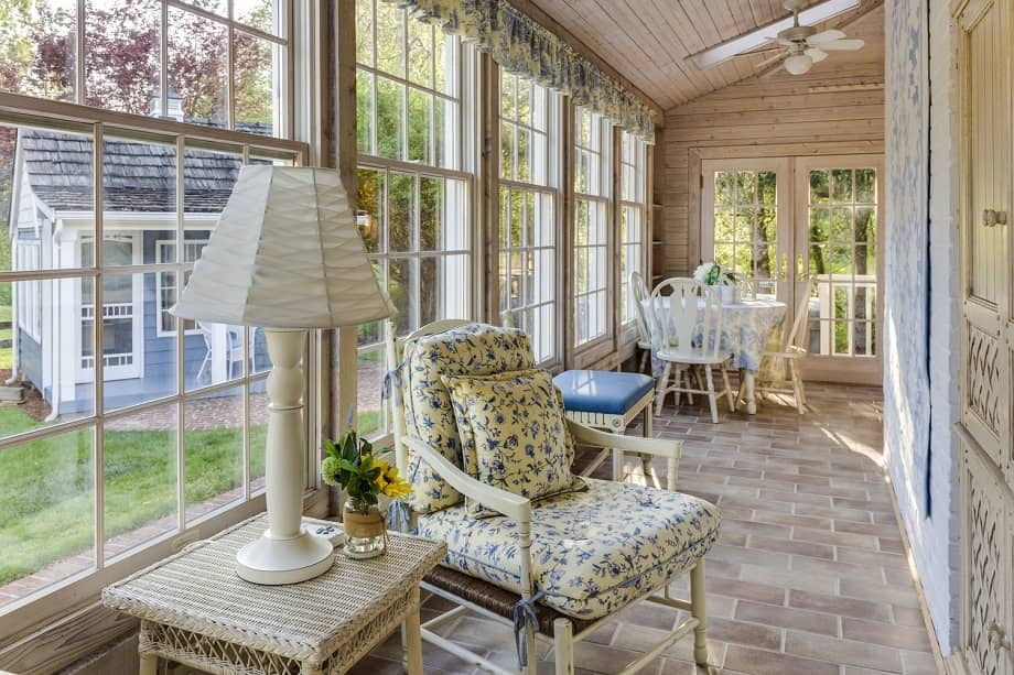 Sunroom Ceiling Fans for Any Design