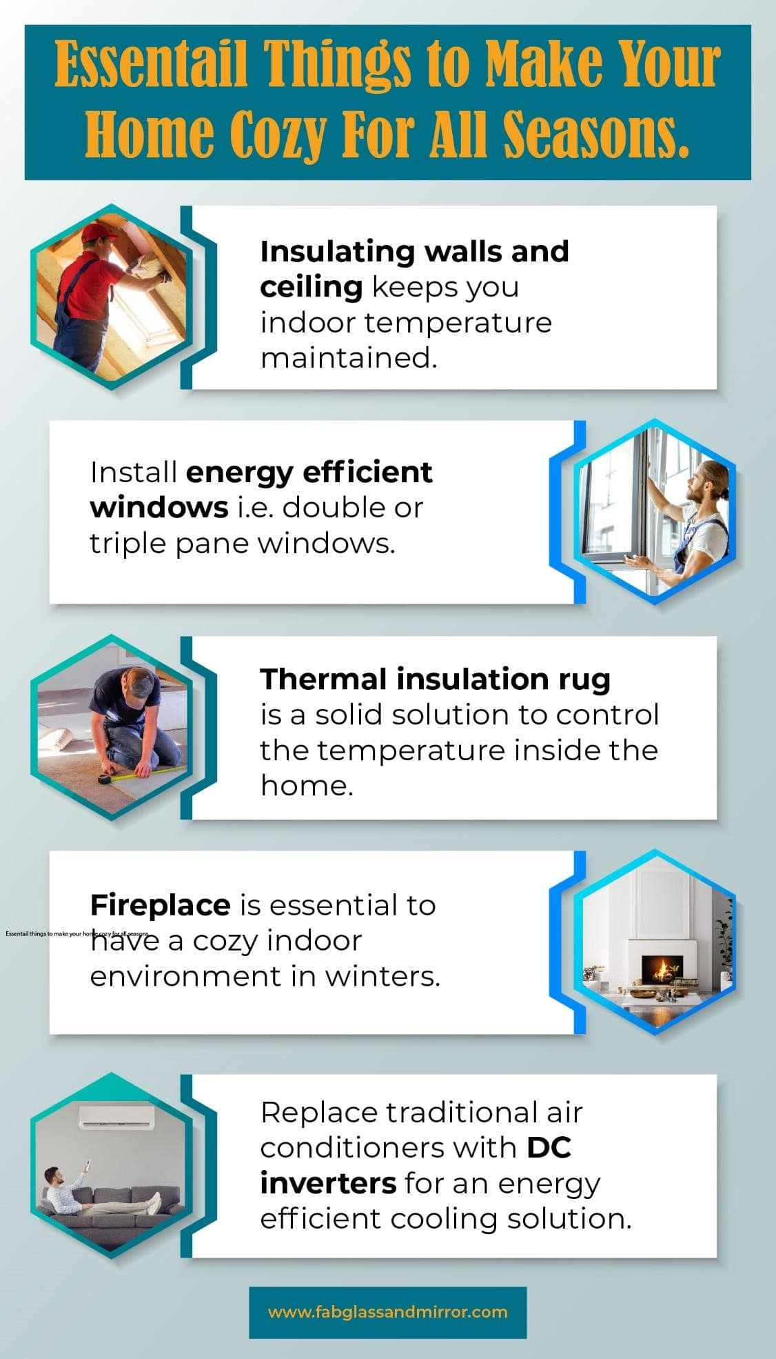 Essential Things to Make Your Home Cozy
